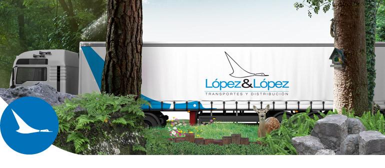 Transportes López&López Medio Ambiente