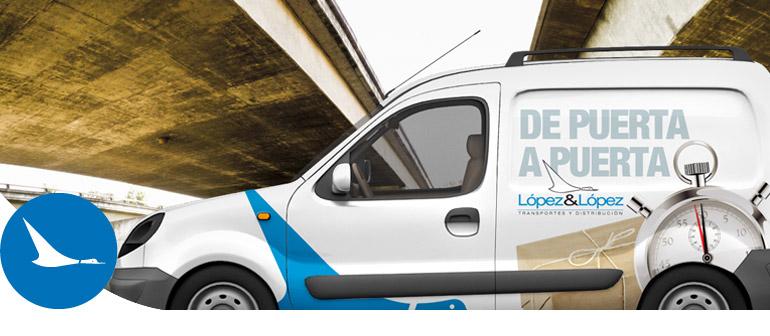 Transportes López&López Puerta a Puerta
